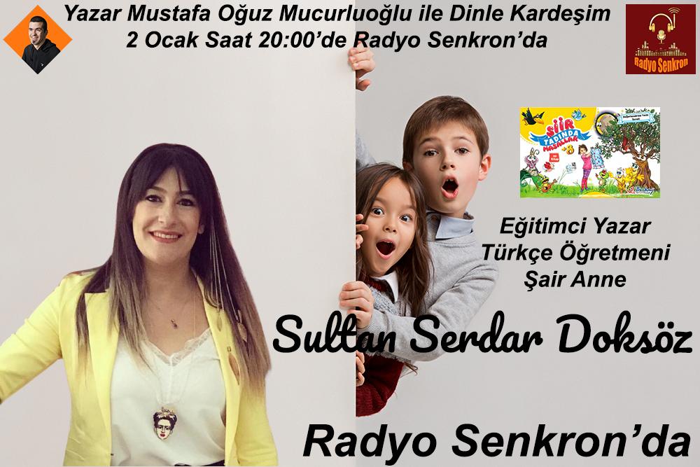 Sultan Serdar Doksöz Resmi