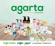 Agarta Kozmetik Reklamı
